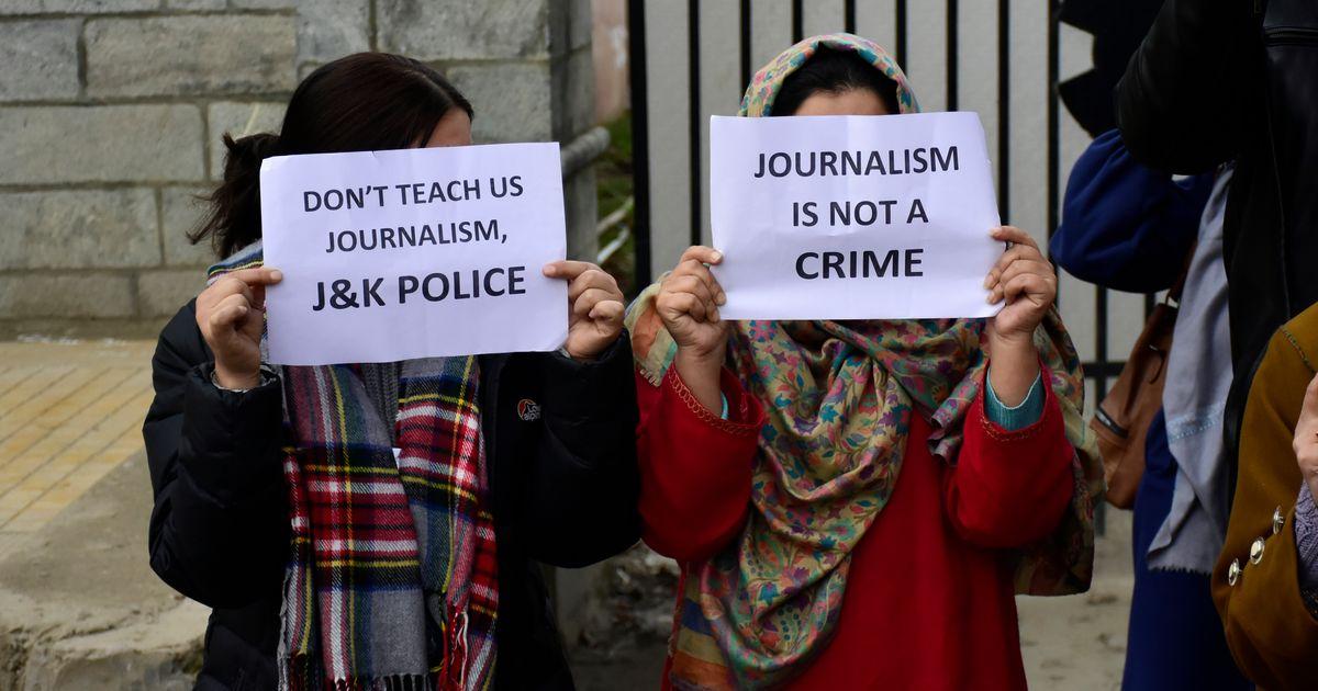 J&K press freedom