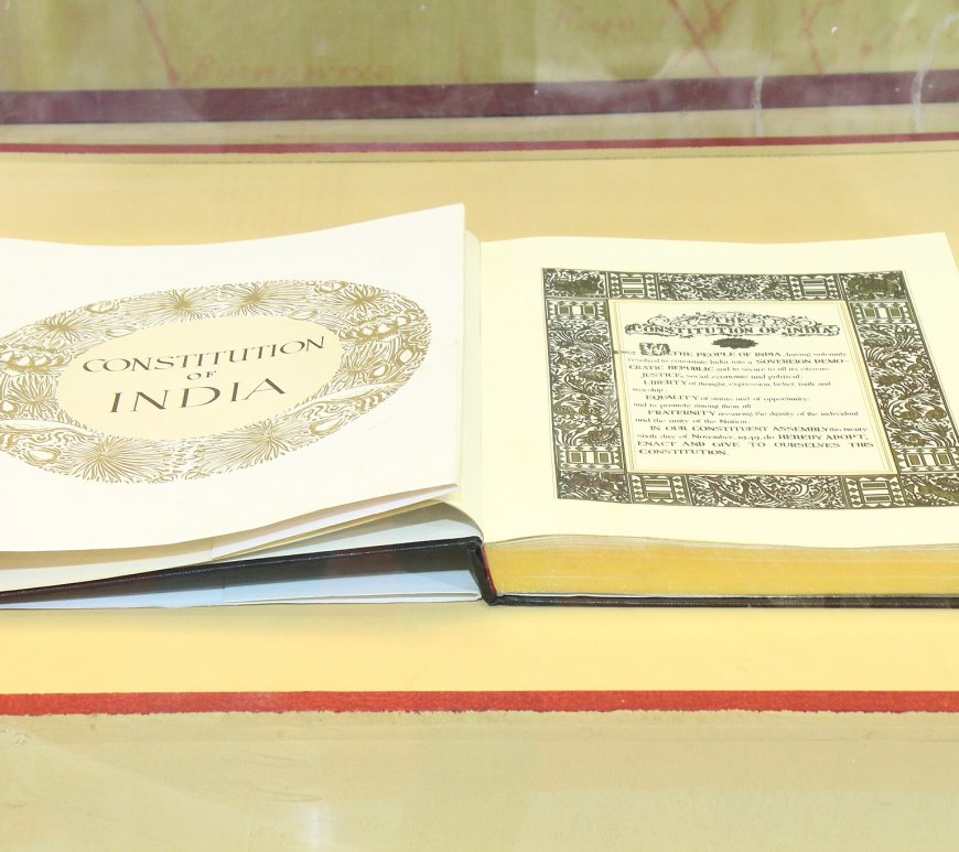 The Constitution of India, Constitution Day