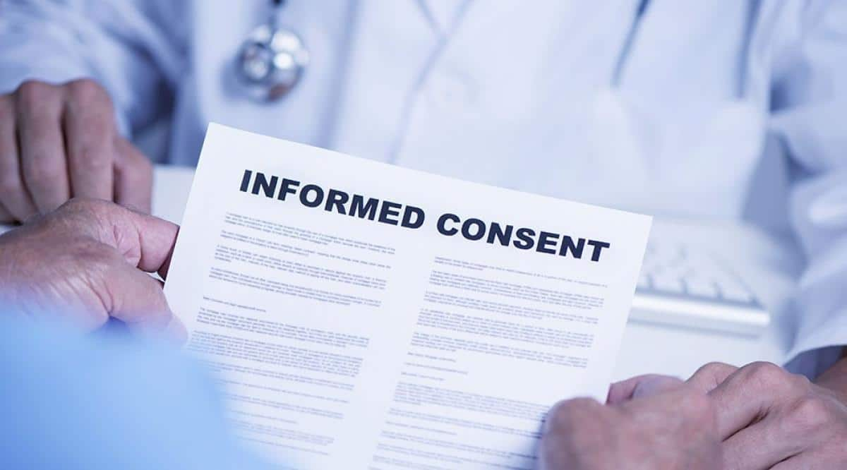 PRE-PRINTED FORMS: A TOOL TO CIRCUMVENT INFORMED CONSENT