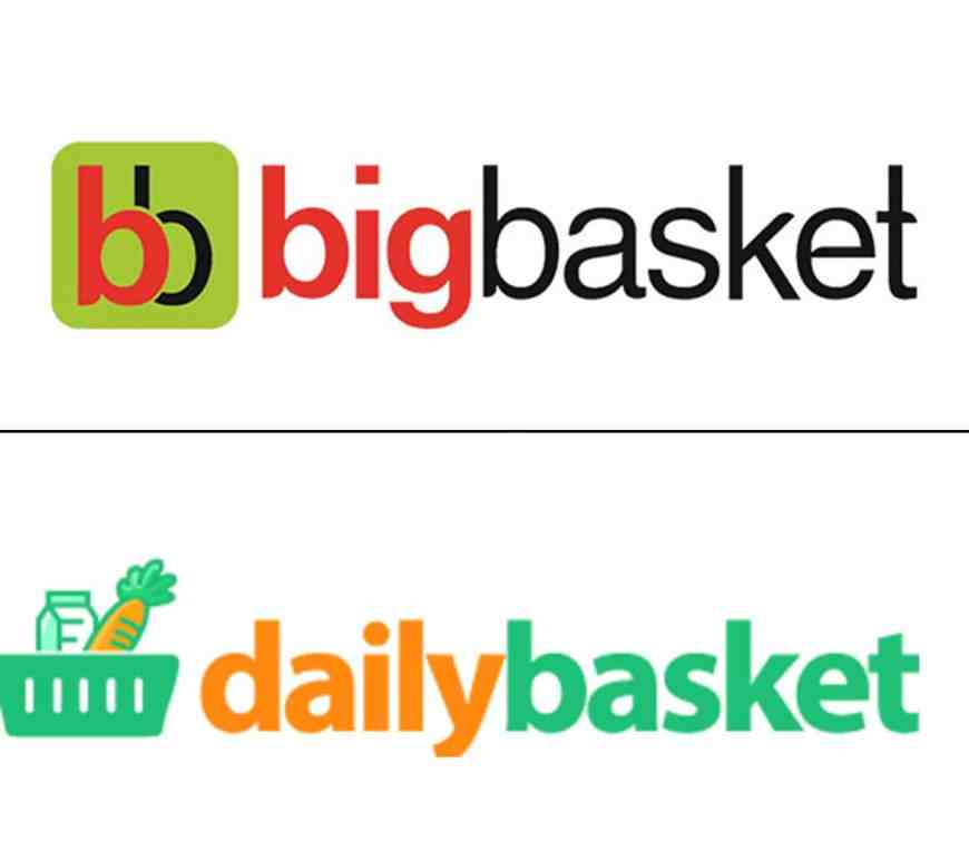 Trademark Battle BigBasket and DailyBasket